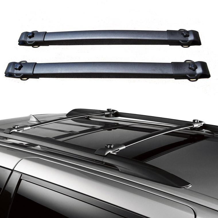For 11 15 Toyota Sienna Oe Style Roof Rack Cross Bars