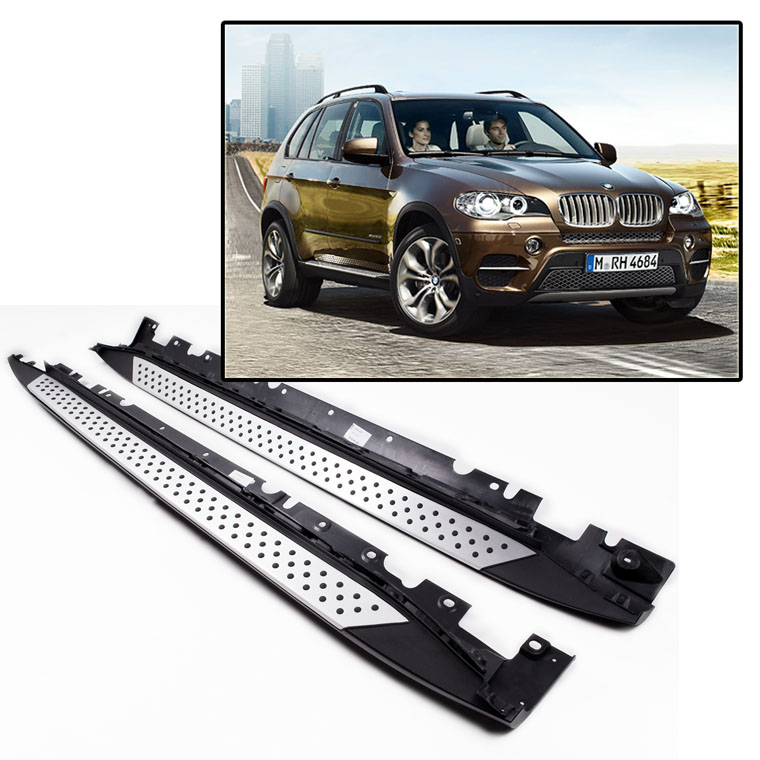 2008 And X5 And Bmw And Nerf And Running Board