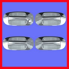 VioCH 03-09 Ford Expedition Chrome Door Handle Cover Be