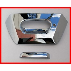 VioCH 02 06 Chevy Avalanche Chrome Tailgate Handle Cove