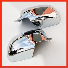 VioCH 00-06 Chevy Tahoe Suburban  Chrome Mirror Full Co
