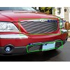 04 05 06 CHRYSLER PACIFICA BILLET GRILL COMBO GRILLE